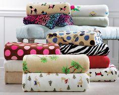 Alga Fleece Blankets @ belk.com #belk