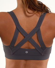lululemon sports bra. Pretty. Maybe this would get me motivated to work outt! Haha.