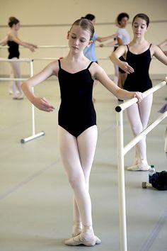 Ballet Class / Tulsa