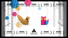 The Missing Scarf (Animated Short Film feat. George Takei)