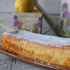 A bsolutamente delicioso y esponjoso, no, más bien diría cremoso, tierno, con un marcado toque a limón muy agradable, sobretodo para alguie... Sweet Recipes, Cake Recipes, Cooking Time, Cooking Recipes, British Baking, Yummy Cakes, Cake Cookies, Tapas, Bakery
