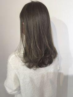Hair Inspo, Hair Inspiration, Ash Brown Hair, Mid Length Hair, Light Hair, Cut And Color, Pink Hair, Cute Hairstyles, Hair Lengths