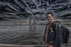 Me @ Amsterdam by EMR Photography