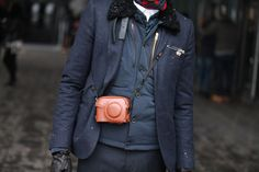 Street looks at Paris menswear week: Day 5