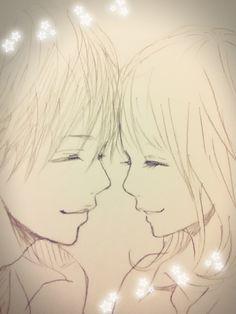Naho and Kakeru