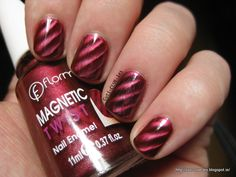 Flormar magnetic twist swatch