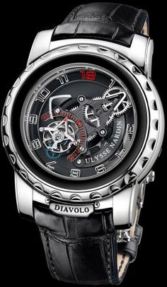 Buy Ulysse Nardin Freak Tourbillon Watches, authentic at discount prices. Complete selection of Luxury Brands. All current Ulysse Nardin styles available. Dream Watches, Fine Watches, Men's Watches, Cool Watches, Fashion Watches, Diamond Watches, Unusual Watches, Amazing Watches, Beautiful Watches