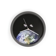 Kikkerland Wall Clock Astronaut >>> You can get more details by clicking on the image. (This is an affiliate link) #WallClockforKids