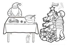 Eriytetty joulu- ja talvisanastomateriaali – Suomi-koulussa