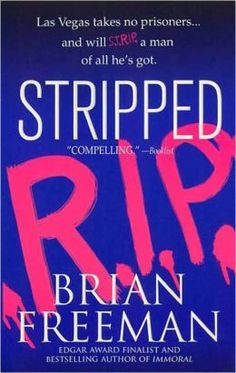 Stripped (Jonathan Stride Series #2) by Brian Freeman