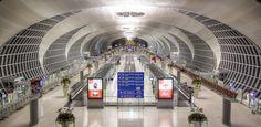 Suvarnabhumi Airport Bangkok