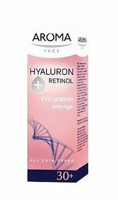 Hyaluron + Retinol Anti-Age Eye-Contour Serum (Ages 30+) - 15ml has been published at http://beauty-skincare-supplies.co.uk/hyaluron-retinol-anti-age-eye-contour-serum-ages-30-15ml/