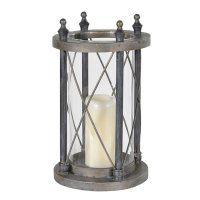 Antique Style Hurricane Lamp