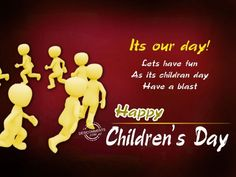 Children's Day Pictures, Images, Photos
