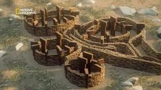 Göbekli Tepe, the oldest temple on earth. Stonehenge was built about 4000 years ago. Egypt's Pyramids started around 4700 years ago. Gobekli Tepe is 12,000 years old! Located in eastern Turkey, not far from the Euphrates.