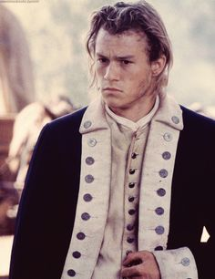 Heath Ledger as Marcus Witmore, Matthew's son and former soldier in the Revolutionary War