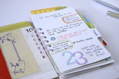 Gratitude journal: great idea for a November project.