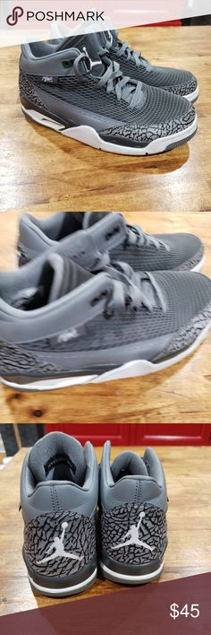 best sneakers 4ee5e be76c Nike Air Jordan Flight Club 80 s Grey 599583-004 Nike Air Jordan Flight  Club 80 s