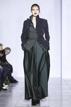 Yang Li Ready To Wear Fall Winter 2015 Paris