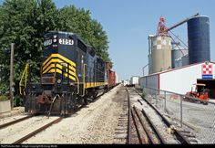 RailPictures.Net Photo: PREX 3054 Decatur Junction Railway EMD GP20 at Elwin, Illinois by Doug Wolfe