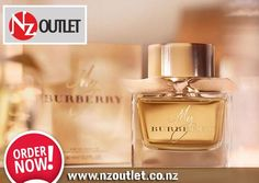 #Burberry by #MyBurberry | #Cologne for Women in #NZ The #scent is a contemporary #British grand #floral and features a delicate heart of #rose, woven with an unexpected touch of geranium leaf. http://nzoutlet.co.nz/product/product_details/My-Burberry-By-Burberry
