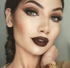 Ugh, can't get enough  @makeupbyalinna on instagram