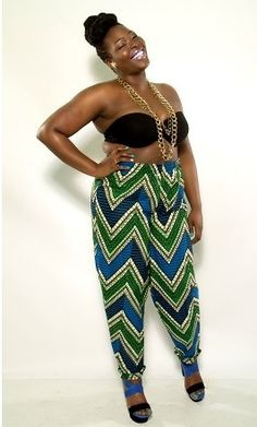 African Prints in Fashion - a blog about the imprints of the African Diaspora on the fashion industry.