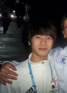 Look at medal-winning fencing champion predebut Jackson!