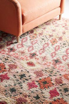 Hand-Tufted Ynez Rug   Anthropologie Living Room Carpet, Rugs In Living Room, Dining Rooms, Room Rugs, Area Rugs, Anthropologie Rug, Area Rug Placement, Parol, Natural Fiber Rugs