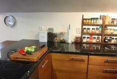 Loft apartment in Mikkeli:kitchen