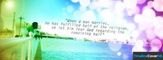 When A Man Marries Timeline Cover 850x315 Facebook Covers - Timeline Cover HD