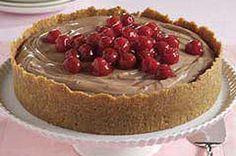 Chocolate Cherry Cheesecake recipe