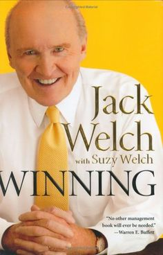 Great read. Look forward to hearing Jack Welch speak at the NC CEO Forum.