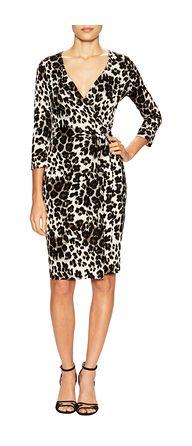 Diane von Furstenberg New Julian Two Wrap Dress - on #sale 55% off @ #Gilt  #DianeVonFurstenberg