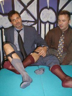For the love of sheer socks