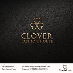 Logo Designed For Clover Fashion House
