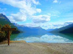 Lago Roca, Ushuaia, Tierra del Fuego, Argentina