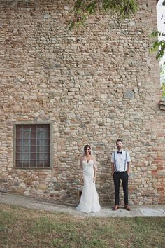 destination wedding in Tuscany, Italy - photo by Whitewall Photography   junebugweddings.com