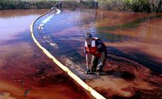 Magnetismo pode ser solução contra vazamentos de petróleo em rios e mares