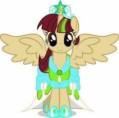Princess Peppermint. I changed the colors from twillight