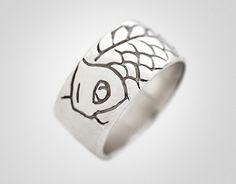 """""""Koi"""" Ring"""