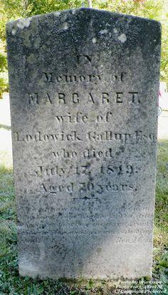 Granite in My Blood: Tombstone Tuesday: Margaret PHELPS #genealogy
