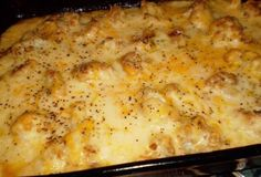 Cauliflower Cheese Sinful