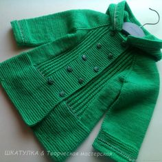 Baby Cardigan Knitting Pattern Free, Baby Boy Knitting Patterns, Knitted Baby Cardigan, Knitting Designs, Crochet Baby Pants, Knit Baby Dress, Baby Girl Sweaters, Girl Dress Patterns, Mantel
