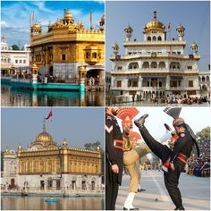 Amritsar is a city in Punjab which quite number of spiritual and religious places to come across like Golden Temple and many more. Amritsar tourism provides a great help to explore great destination for tourists and pilgrims alike. This place also has interesting places to visit like Jallianwala Bagh massacre and Wagah Border. #travel #cleartrip #religious #spiritual #amritsar #tourism #destination