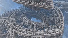3d fractal art - Google Search