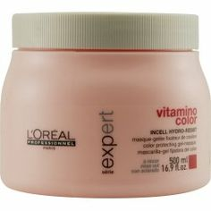 L'OREAL by L'Oreal SERIE EXPERT VITAMINO COLOR GEL MASQUE 16.9 OZ by L'Oreal Paris. $32.99. Allof theproductsshowcased throughoutare100%OriginalBrand Names.. Please refer to the title for the exact description of the item. 100% SATISFACTION GUARANTEED. Launched by the design house of L'Oreal in , L'OREAL by L'Oreal for Men and Women posesses a blend of: Products Designed To Bring Out The Best In Hair, Products Designed For All Hair Types And Problems It ...