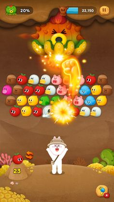 Game Effect, Match 3 Games, Game Ui Design, Mobile Game, Games For Kids, Game Art, Bubbles, Banner, Puzzle
