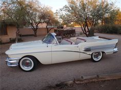 1958 Buick Special Convertible