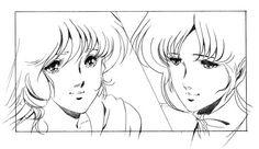 アニメーター画廊 — 超時空要塞マクロス ゲーム原画005 美樹本晴彦キャラデザ - ヤフオク!